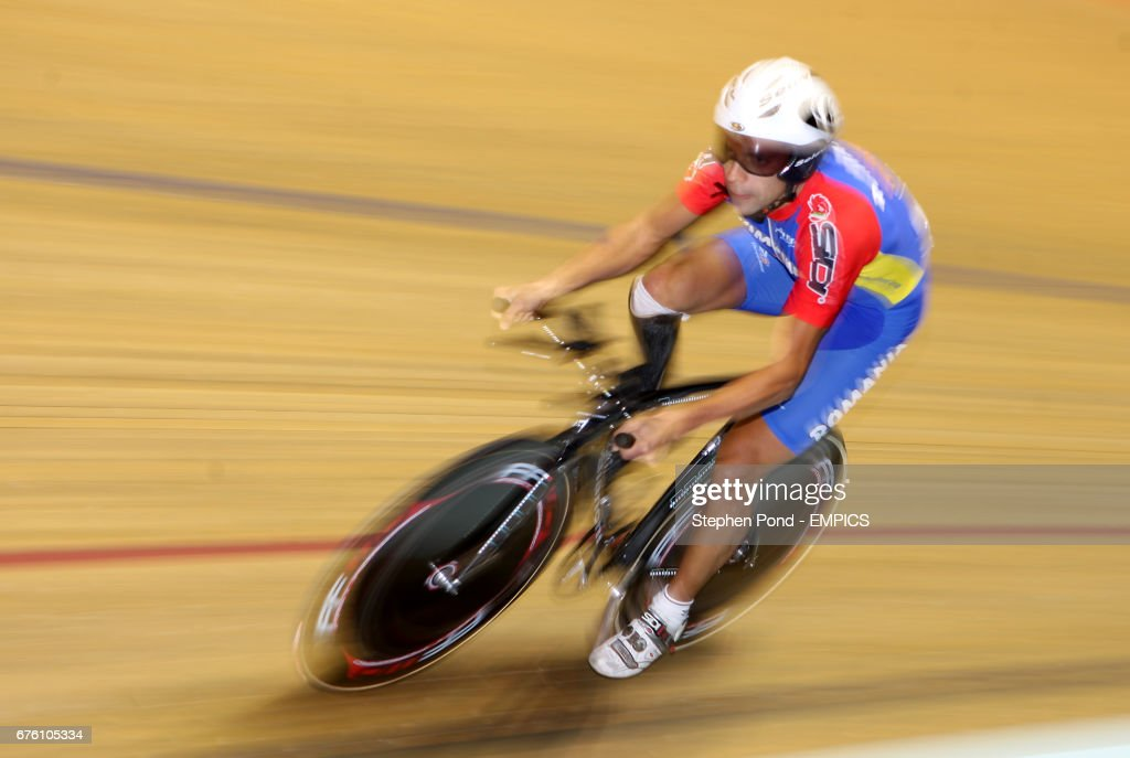 Cycling - UCI Para-Cycling Track World Championships - Manchester Velodrome : News Photo