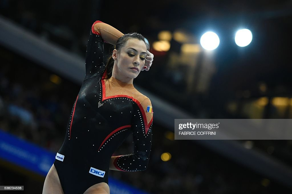 GYMNASTICS-EUR-WOMEN : News Photo