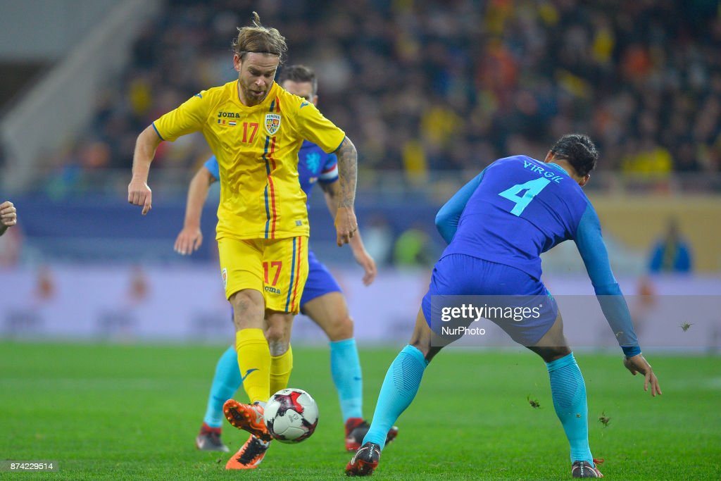 Romania v Netherlands - International Friendly