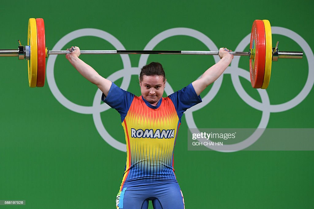 WEIGHTLIFTING-OLY-2016-RIO : News Photo