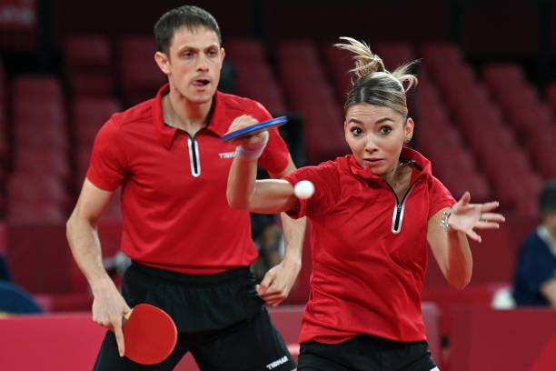 JPN: Table Tennis - Olympics: Day 2
