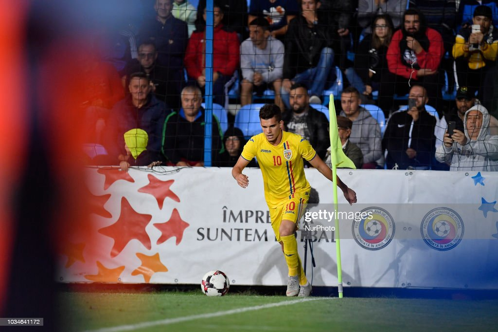 Romania v Bosnia and Herzegovina - European Under-21 Championship 2019 : News Photo