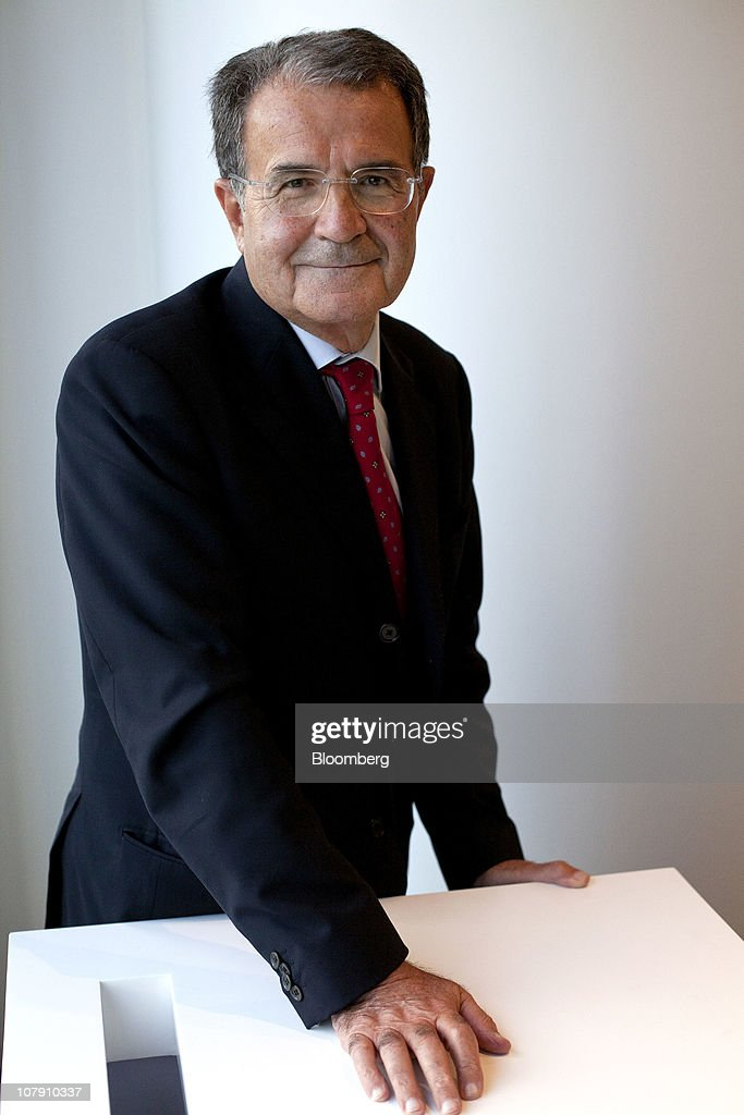 Interview With Romano Prodi