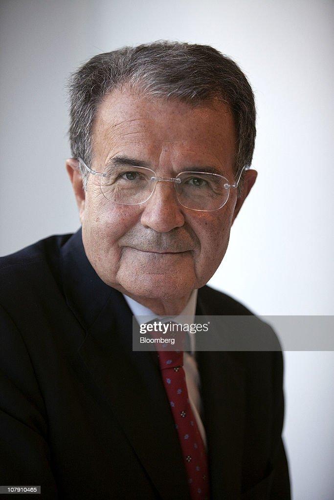 Interview With Romano Prodi