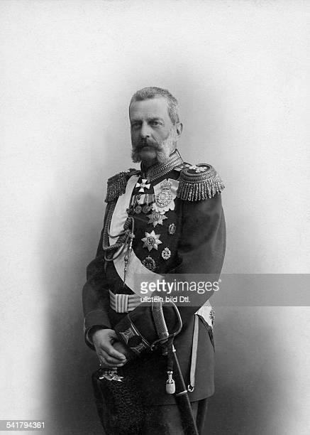 Romanov Vladimir Alexandrovich Grand Duke of Russia*22041847Half figure in uniform Photographer L Gorodetzkij Published by 'Berliner Illustrirte...