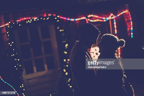 Romantic Christmas Eve