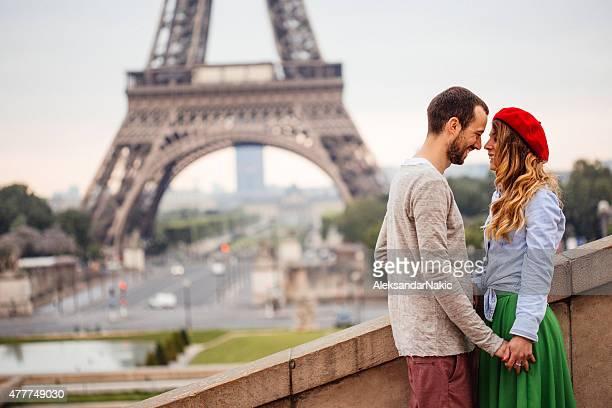 Romantische Tage in Paris