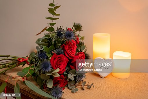 Romantic Flower Bouquet High-Res Stock Photo - Getty Images