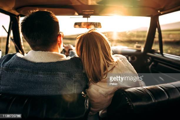 escapadela romântica - atividade romântica - fotografias e filmes do acervo