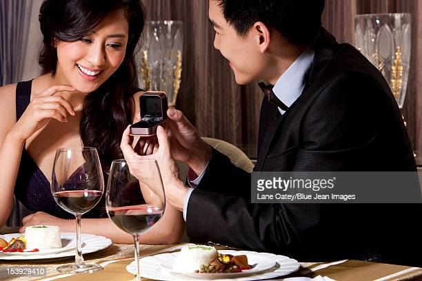 Romantic Marriage Proposal