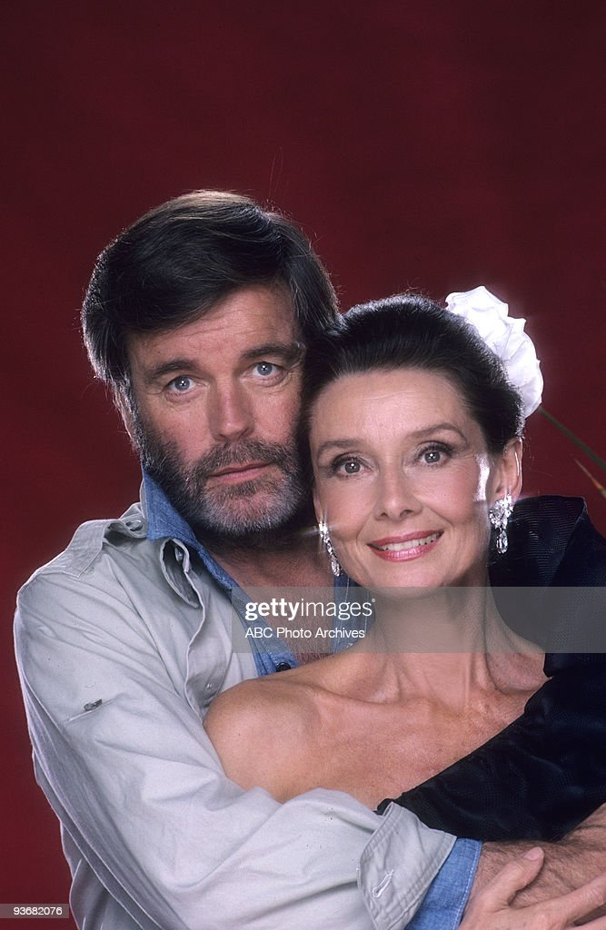 THIEVES - 2/23/87, Romantic mystery-heist story about a baroness (Audrey Hepburn as Baroness Caroline DuLac) who is forced to steal some priceless Faberge eggs and deliver them to ransom her kidnapped fiancé in Latin America. Hepburn made her television movie debut in this film which aired in 1987 on ABC. Robert Wagner starred as con man Mike Chambers, who involved the baroness in a jewel heist scheme. (aka HERE A THIEF, THERE A THIEF; KIND OF A LADY),
