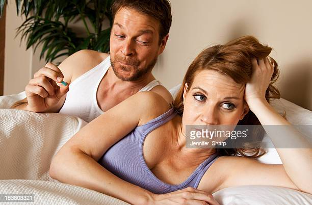 romantic night? - viagra stock photos and pictures