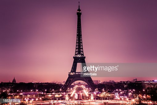 3 793 Eiffel Tower Night Photos And Premium High Res Pictures Getty Images