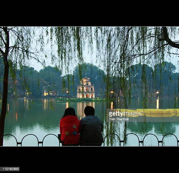 Romantic places in Hanoi