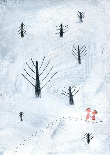 romantic winter - gettyimageskorea