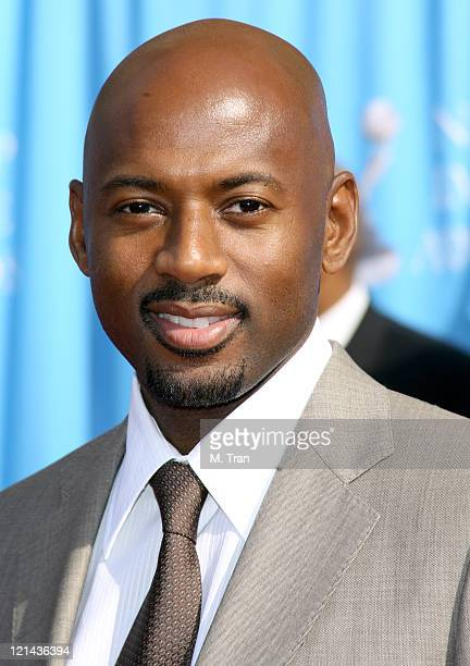 Romany Malco during 38th Annual NAACP Image Awards - Arrivals at Shrine Auditorium in Los Angeles, California, United States.