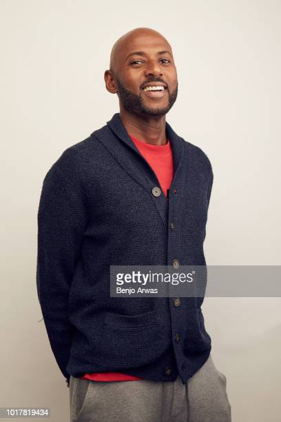 Romany Malco of ABC's 'A Million Little Things' poses for a portrait during the 2018 Summer Television Critics Association Press Tour at The Beverly...