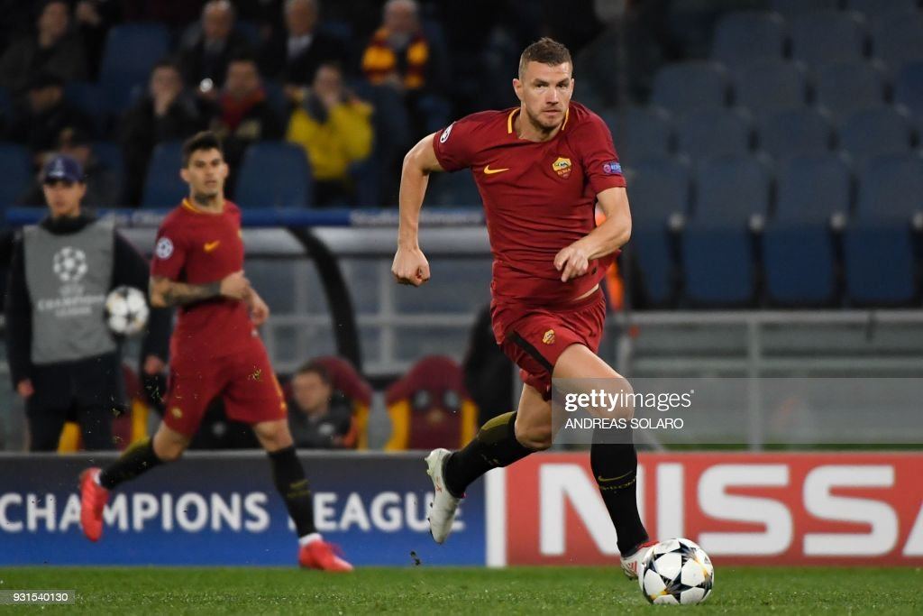 AS Roma v Shakhtar Donetsk - UEFA Champions League Round of 16: Second Leg