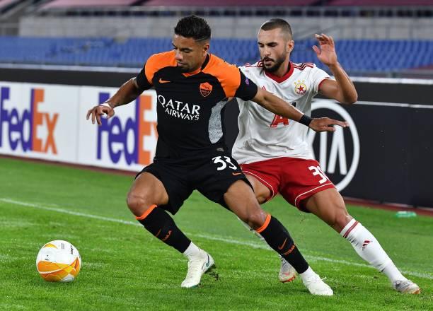 ITA: AS Roma v CSKA-Sofia: Group A - UEFA Europa League