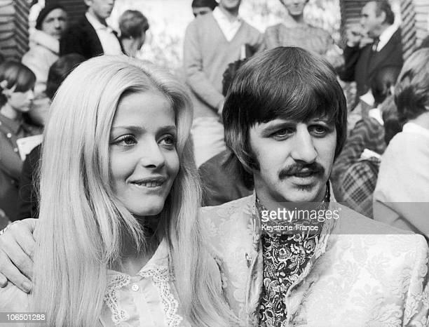 Rome Ewa Aulin And Ringo Star In Candy Christian Marquand S Movie December 1967