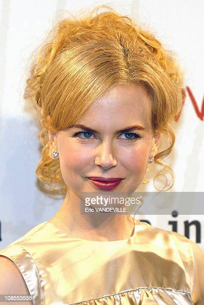 """Rome first Film Festival: Nicole Kidman presents the film 'Fur' by director Steven Shainberg. Based on the book """"Diane Arbus: A Biography """" written..."""