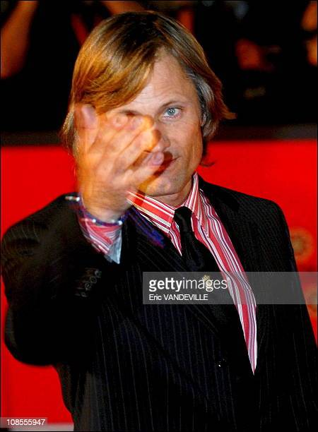 Rome first Film festival Premiere of the film 'Alatriste' by director Agustin Diaz Yanez with Viggo Mortensen Enrico Lo Verso Ariadna Gil and Eduardo...