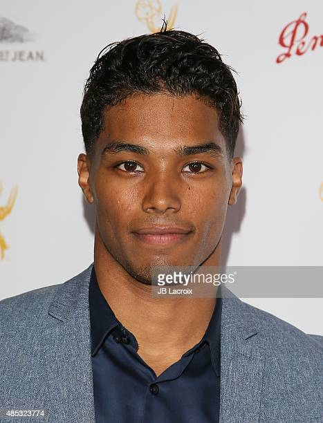 Rome Flynn arrives at the Television Academy hosts cocktail reception to celebrate Daytime Programming Peer Group held at Montage Beverly Hills on...