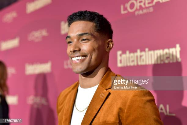 Rome Flynn attends the 2019 PreEmmy Party hosted by Entertainment Weekly and L'Oreal Paris at Sunset Tower Hotel in Los Angeles on Friday September...