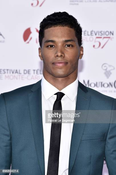 Rome Flynn attends the 57th Monte Carlo TV Festival Opening Ceremony on June 16 2017 in MonteCarlo Monaco