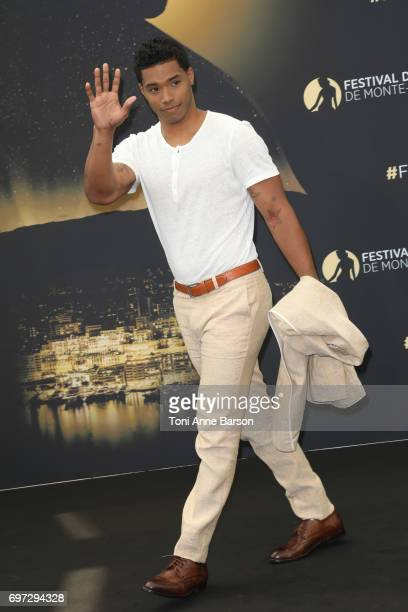 Rome Flynn attends 'The Bold and The Beautiful' Photocall as part of the 57th Monte Carlo TV Festival at the Grimaldi Forum on June 18 2017 in...