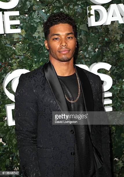 Rome Flynn attends the CBS Daytime for 30 Years at The Paley Center for Media on October 10, 2016 in Beverly Hills, California.