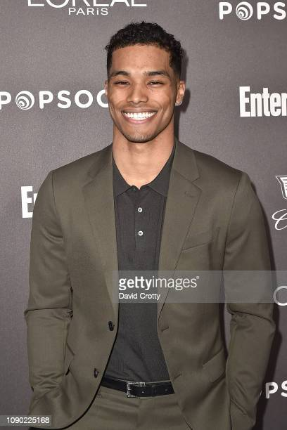 Rome Flynn attends the Entertainment Weekly PreSAG Party Arrivals at Chateau Marmont on January 26 2019 in Los Angeles California