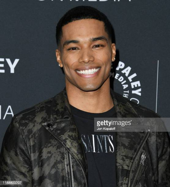 Rome Flynn attends The Paley Center Celebrates The Final Season Of How To Get Away With Murder at The Paley Center for Media on November 19 2019 in...