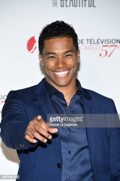 Rome Flynn attends the 'The Bold and The Beautiful' 30th Years anniversary during the 57th Monte Carlo TV Festival Day 3 on June 18 2017 in...