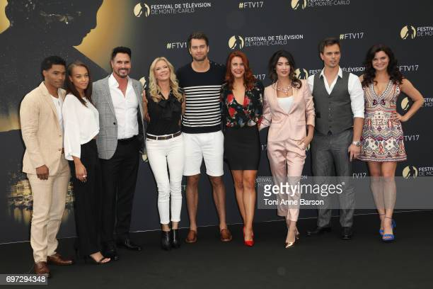 Rome Flynn Reign Edwards Don DIamond Kelly Katherine Lang Pierson Fode Courtney Hope Jacquelines MacInnes Wood Darin Brooks and Heather Tom attend...