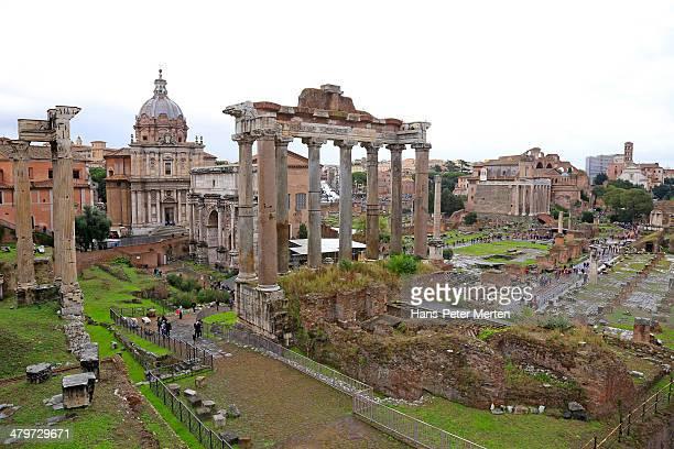 Rome, Forum Romanum, Italy
