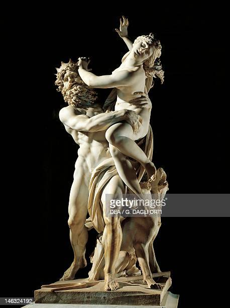 Rome Galleria Borghese Abduction of Proserpine 16211622 by Gian Lorenzo Bernini
