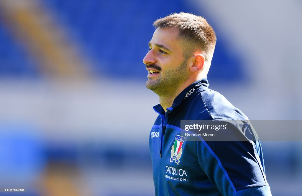 ITA: Italy Rugby Captain's Run