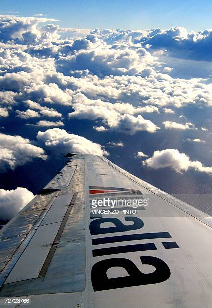 An Alitalia plane takes off from Rome's Fiumicino International airport 10 November 2004The Italian state owning 499 percent of Alitalia will sell at...