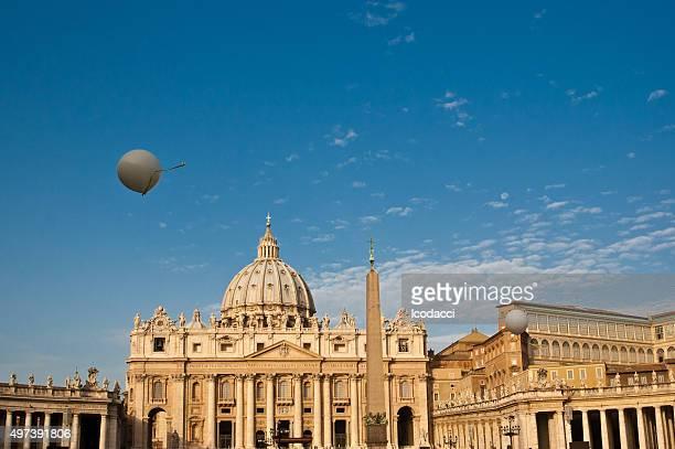ローマ、イタリア、ディ・サン・ピエトロ大聖堂