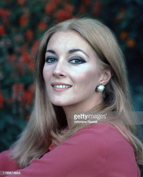 Italian actress Daniela Bianchi