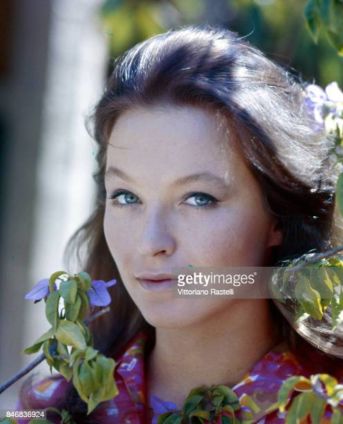 Rome Italy September 1962 French actress Marina Vlady