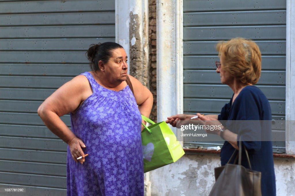 Fat women chat