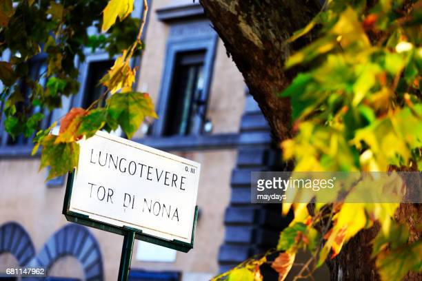 Rome, Lungotevere