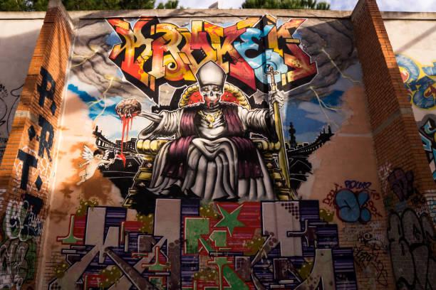 Rome - Murales @Snia -