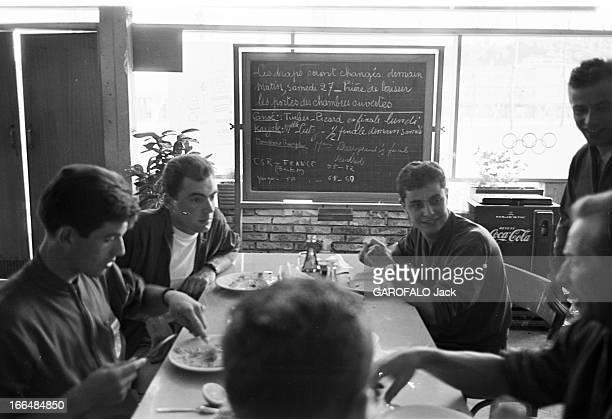 Rome Olympics Games 1960 Italie jeux olympiques de Rome ambiance épreuves et rendezvous avec des sportifs 83 pays participèrent à ces jeux Dans un...