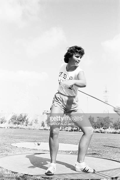 Rome Olympics Games 1960 Italie jeux olympiques de Rome ambiance épreuves et rendezvous avec des sportifs 83 pays participèrent à ces jeux ' Olga...