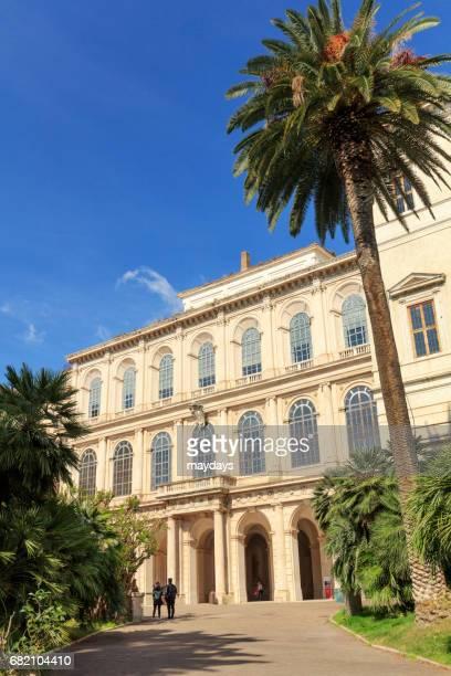 rome, palazzo barberini - arte stock-fotos und bilder