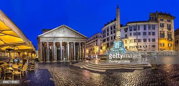 rome - pantheon rome stock photos and pictures