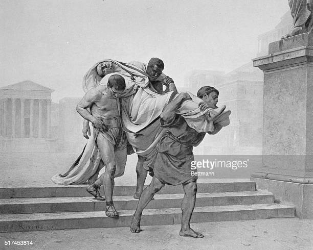 julius caesar chain of being Get an answer for 'in julius caesar, what does the quote et tu, brute-- then fall, caesar  who said et tu brute in julius caesar  subscribed to the great chain of being, or natural .